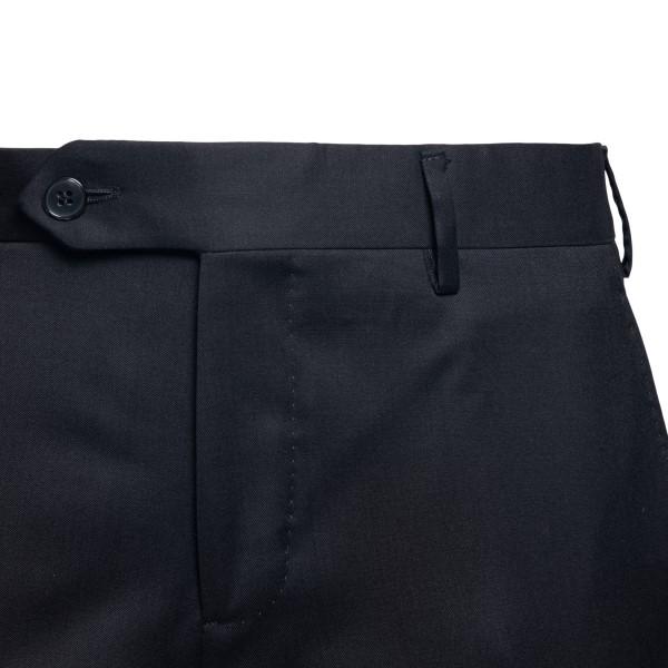 Pantaloni neri slim eleganti                                                                                                                           LUBIAM                                             LUBIAM