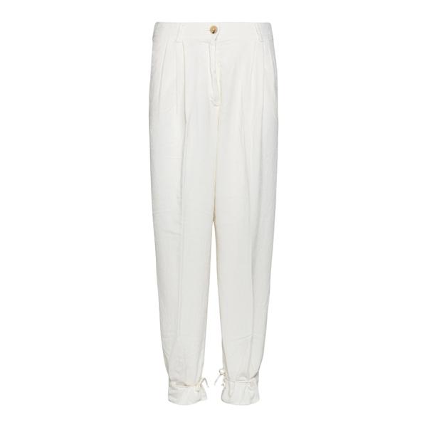 Pantaloni in velluto                                                                                                                                  Forte Forte 8643 retro