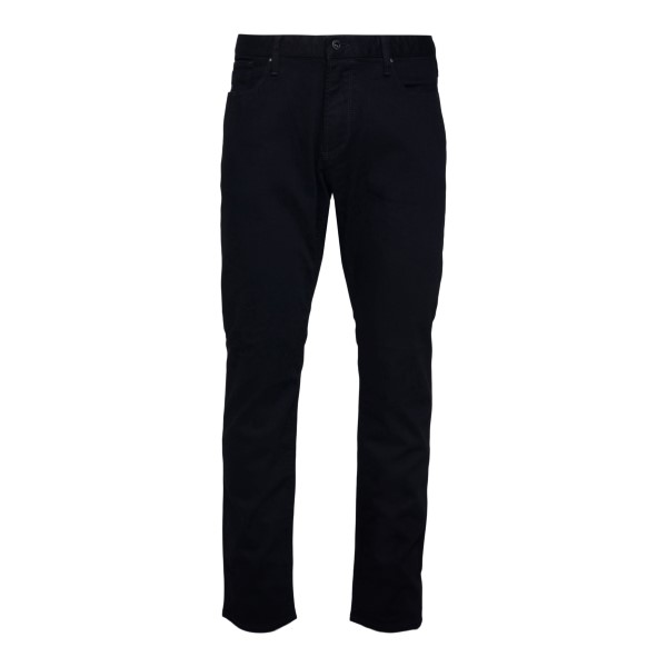 Black trousers with logo                                                                                                                              Emporio Armani 8N1J06 back