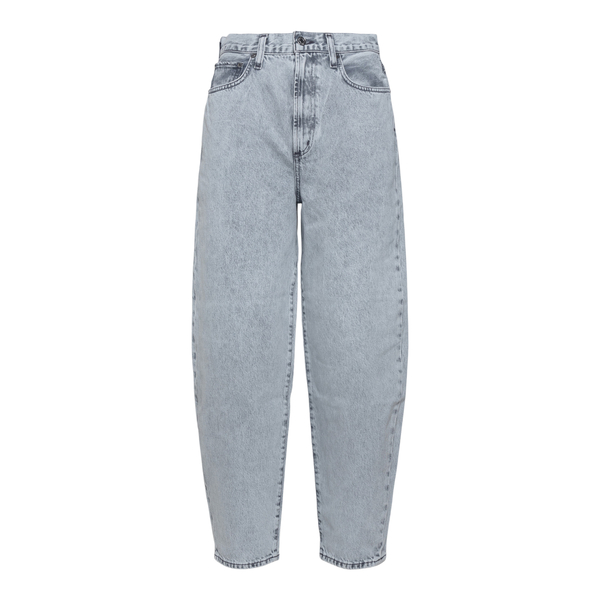 Wide jeans in faded effect                                                                                                                            Agolde A158 back