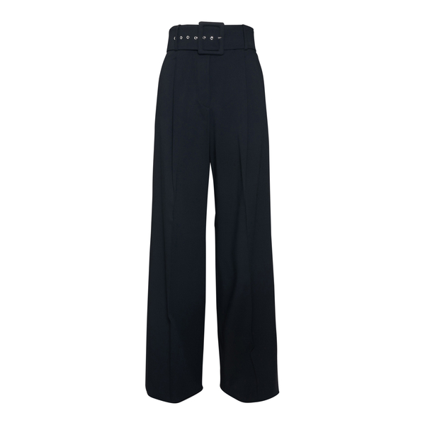 Black dress pants with belt                                                                                                                           Sportmax AGGETTO back