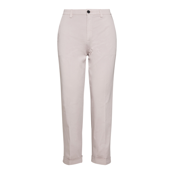 Pantaloni a gamba dritta bianchi                                                                                                                      Department 5 DP054 retro