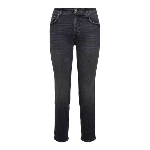 Jeans neri crop                                                                                                                                       Department 5 DP55343 retro
