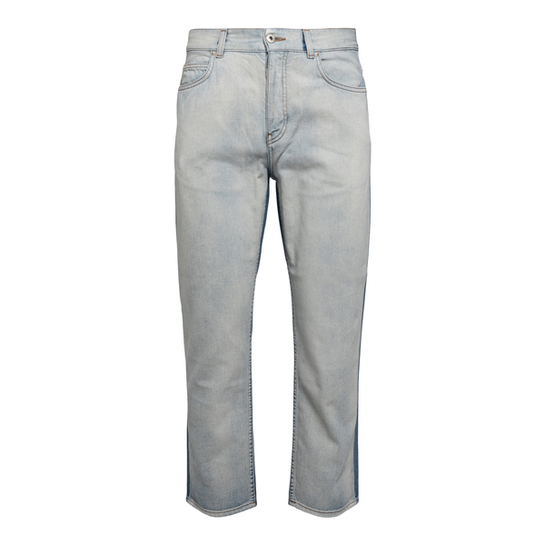 Straight two-tone jeans                                                                                                                               Loewe Paula's Ibiza H616Y11X01 back