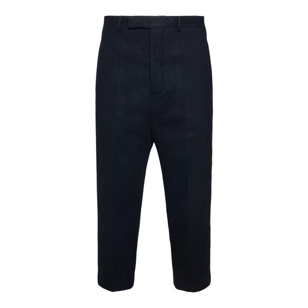 Pantaloni neri crop                                                                                                                                   Rick Owens RU02A5359 retro