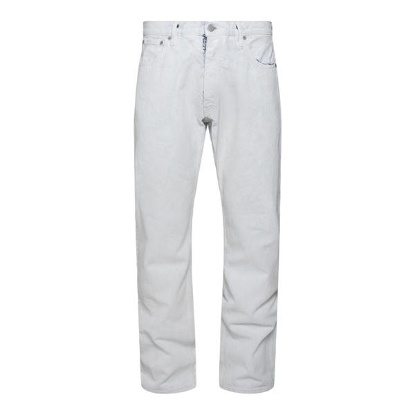 Jeans bianchi sbiaditi                                                                                                                                Maison Margiela S50LA0190 retro