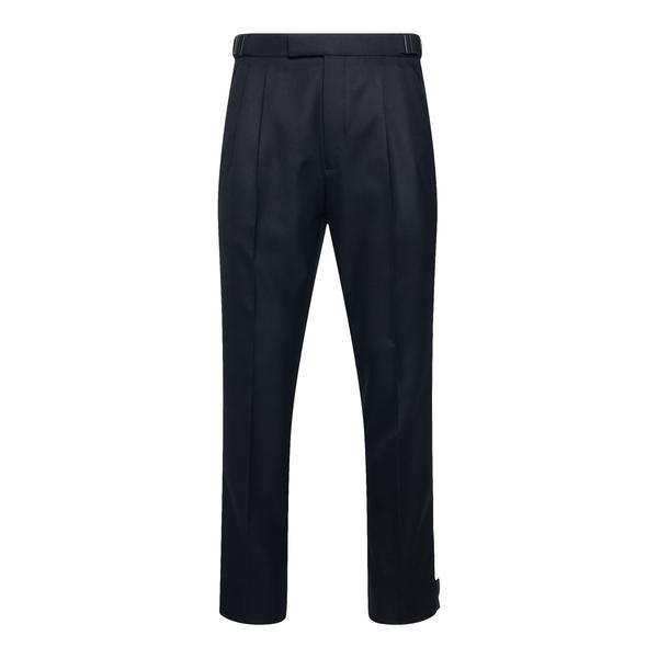 Pantaloni neri eleganti                                                                                                                               Zegna TP22 retro