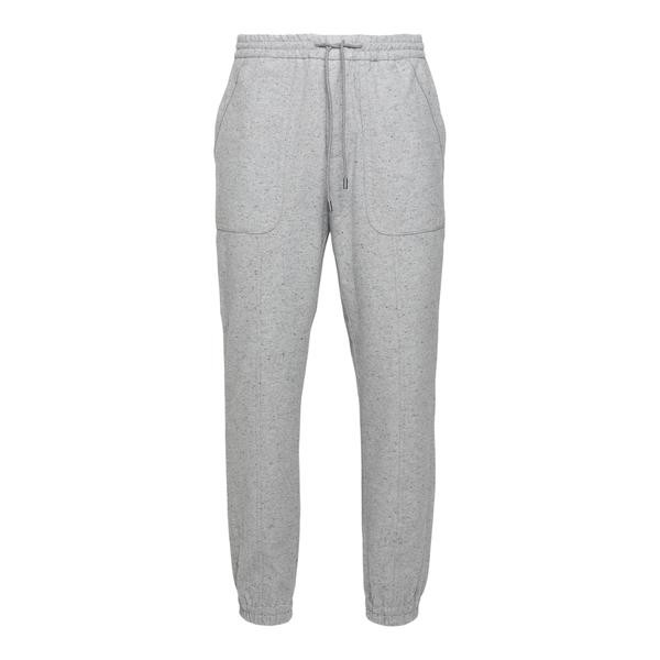 Pantaloni sportivi grigi                                                                                                                              Zegna ZZ333 retro