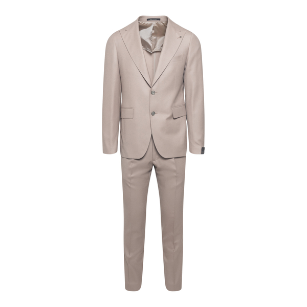Single-breasted suit                                                                                                                                  Tagliatore 2SVS26B11 back