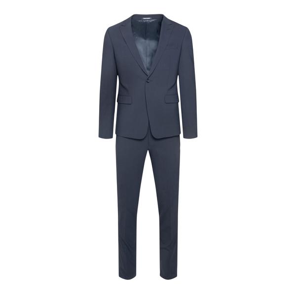 Classic elegant blue suit                                                                                                                             Emporio Armani B1V16E back