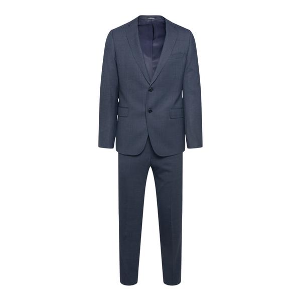Classic anthracite suit                                                                                                                               Emporio Armani B1VMEB back