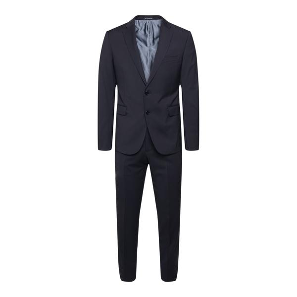 Classic black suit                                                                                                                                    Emporio Armani B1VMML back