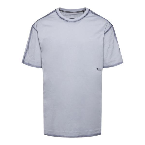 Grey faded t-shirt                                                                                                                                    Krakatau TM77 back