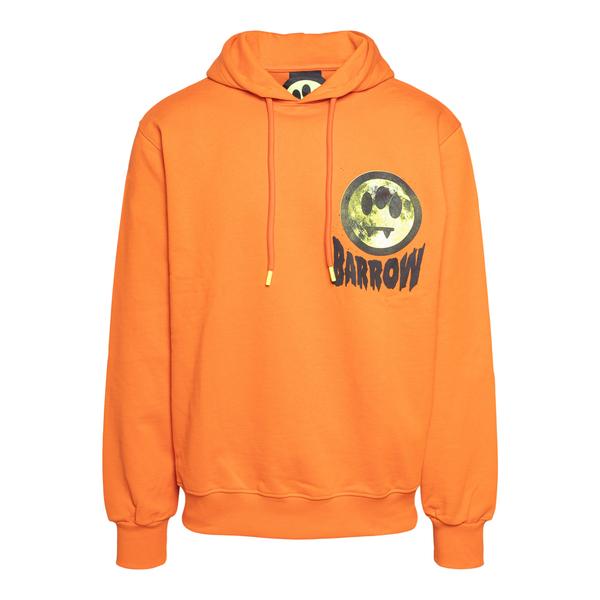 Sweatshirt with back print                                                                                                                            Barrow 029945 back