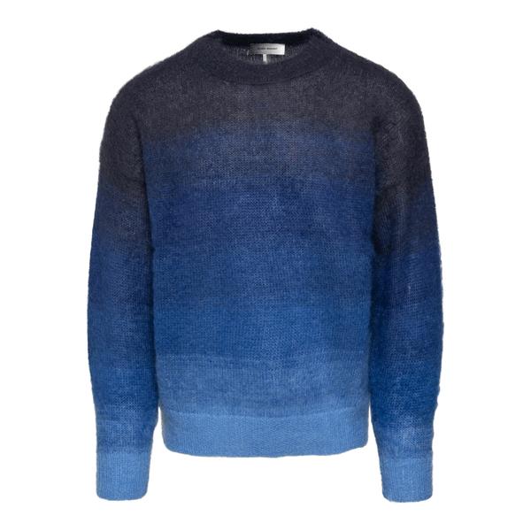 Maglione blu sfumato                                                                                                                                  Isabel Marant PU1275 retro