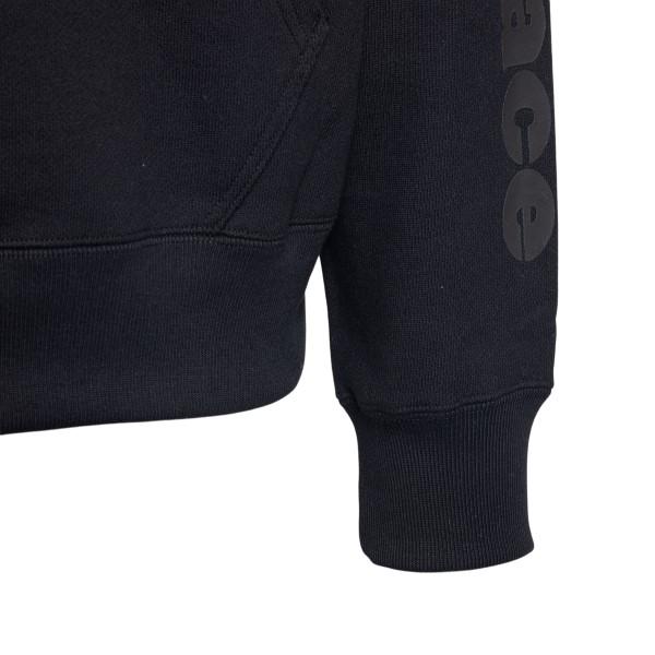 Black sweatshirt with print on the sleeve                                                                                                              ADIDAS ENERGY PACK