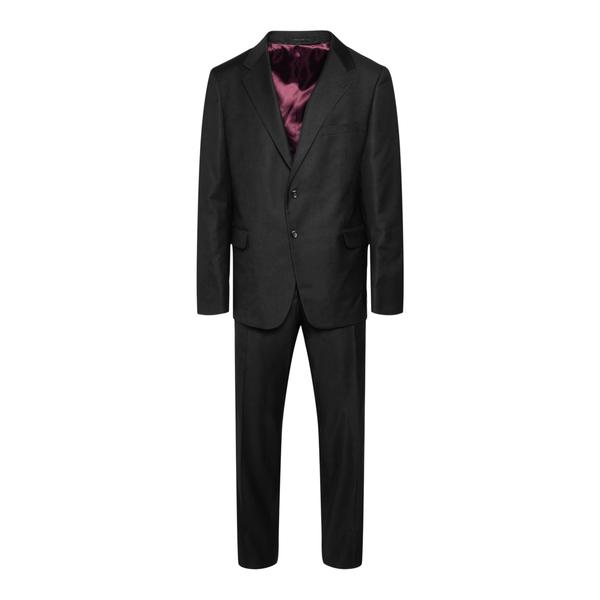 Elegant classic black suit                                                                                                                            Gucci 604081 back