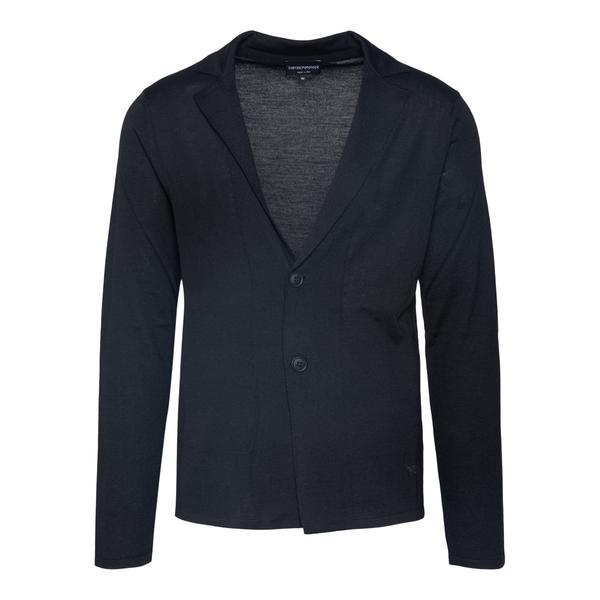 Deconstructed jacket                                                                                                                                  Emporio Armani 8N1E23 back
