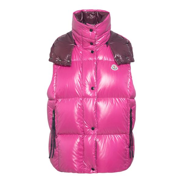 Quilted vest                                                                                                                                          Moncler 1A00099 back