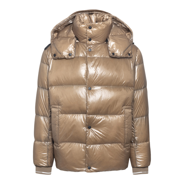Quilted down jacket                                                                                                                                   Emporio Armani 6K1B88 back