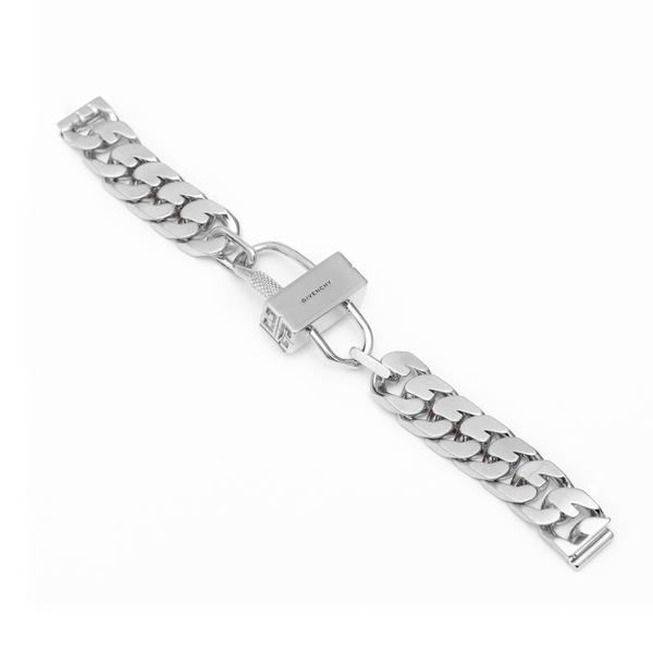 Chain bracelet with padlock                                                                                                                           Givenchy BF20BX back