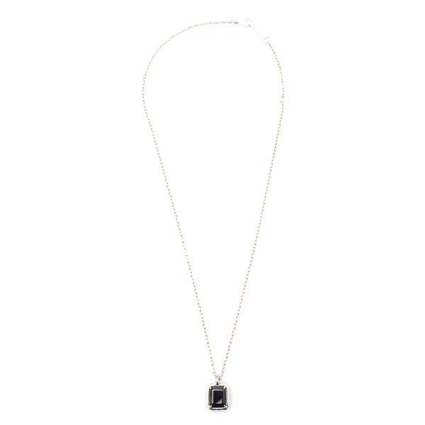 Necklace with stone pendant                                                                                                                           Ambush BMOB095F21BRA001 back
