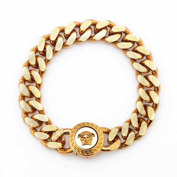 Golden Medusa bracelet                                                                                                                                Versace DG06996 back
