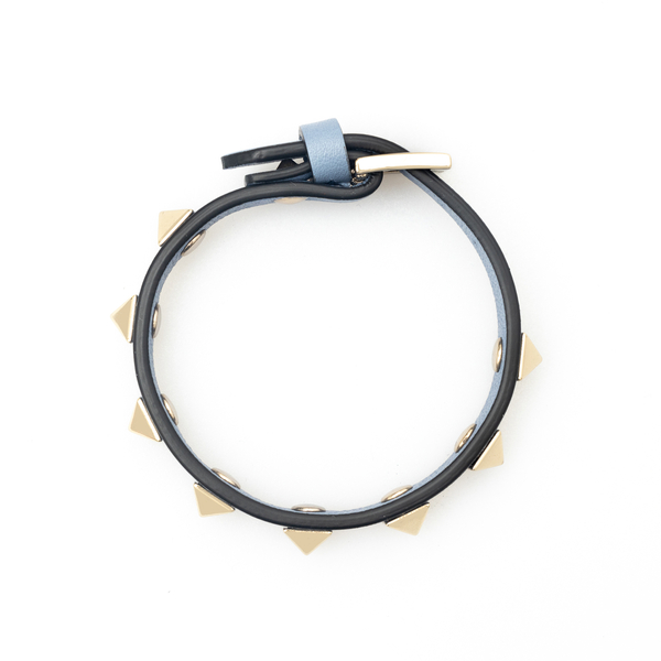 Blue bracelet with studs                                                                                                                              Valentino Garavani WW2J0255 back