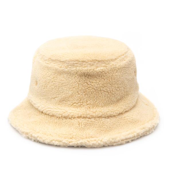 Cappello a secchiello avorio                                                                                                                          Universal Works 25811 retro