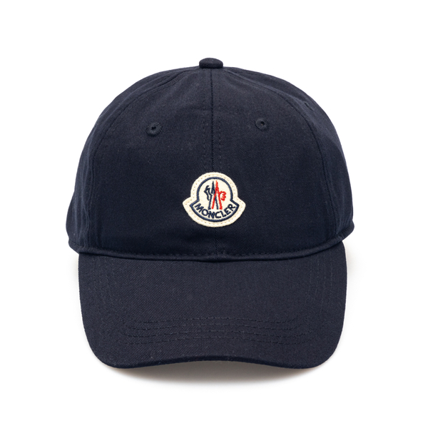 Blue baseball cap with patch                                                                                                                          Moncler 3B70600 back