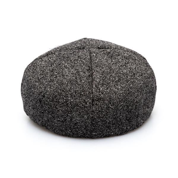 Grey beret                                                                                                                                            Emporio Armani 637619 back