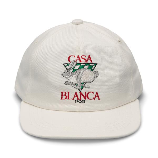 Cappello con logo                                                                                                                                     Casablanca AF21HAT002 retro