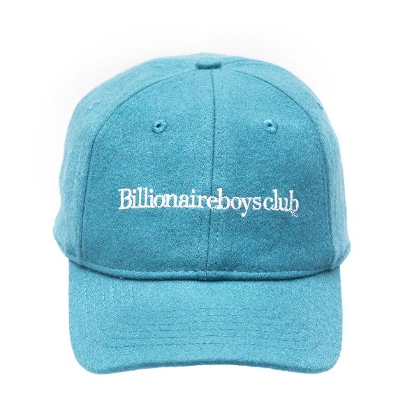 Light blue baseball cap with logo                                                                                                                     Billionaire boys club B20464 front