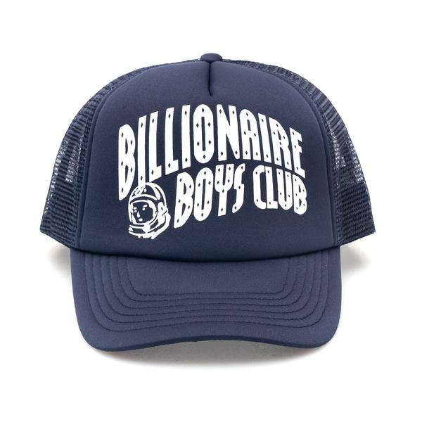 Cappello da baseball blu con logo                                                                                                                     Billionaire Boys Club B21191 retro