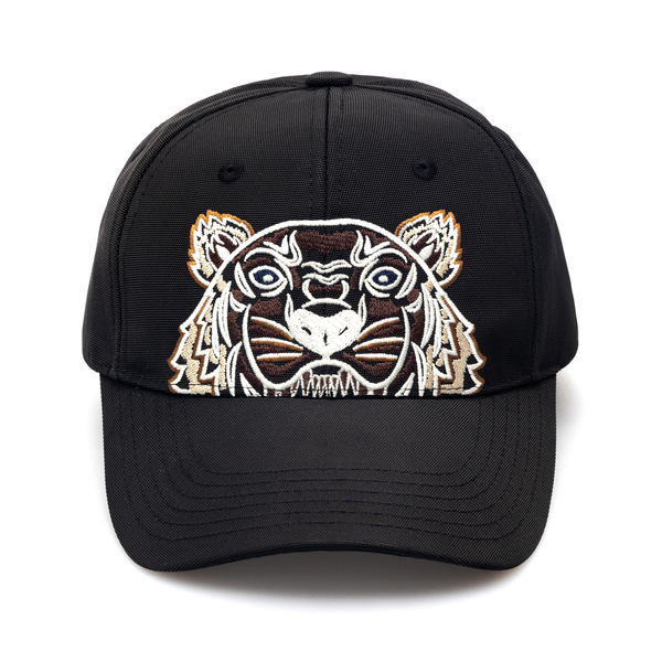 Baseball cap with tiger embroidery                                                                                                                    Kenzo FA65AC301 back