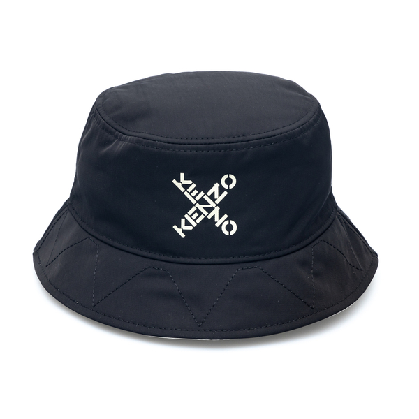 Reversible bucket hat                                                                                                                                 Kenzo                                              FB65AC227 back