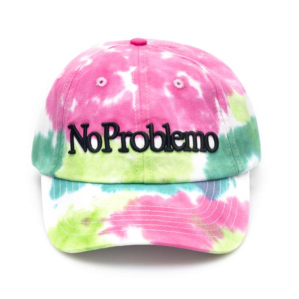 Cappello multicolore effetto tie-dye                                                                                                                  Aries FSAR90003 retro