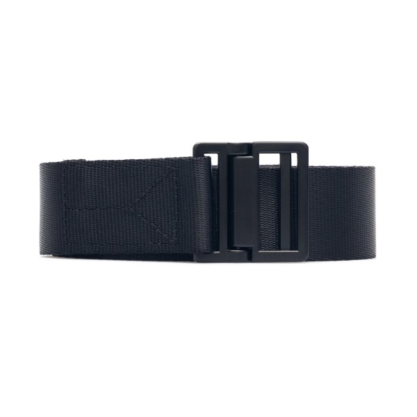 Cintura nera con logo riflettente                                                                                                                     Y3 GK2074 back