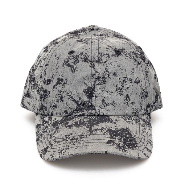 Cappello da baseball grigio con sfumature                                                                                                             Y3 GQ5983 retro