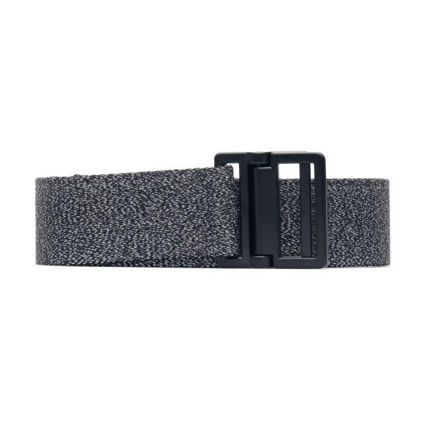 Grey belt with reflective details                                                                                                                     Y3 GT6396 back