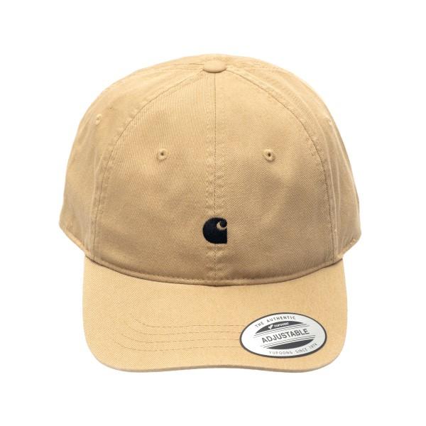 Cappello da baseball beige con logo                                                                                                                   Carhartt I023750 retro