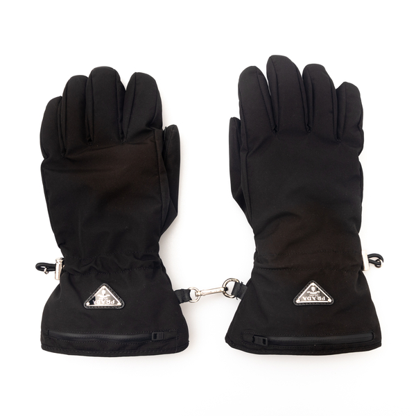 Nylon gloves                                                                                                                                          Prada 2GG089 back