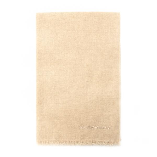 Sciarpa beige                                                                                                                                         Emporio Armani                                     635282 retro