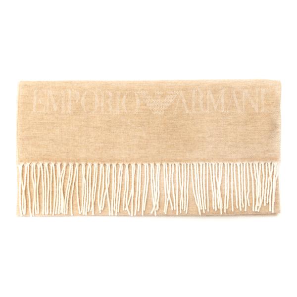 Wool scarf                                                                                                                                            Emporio Armani 625060 back