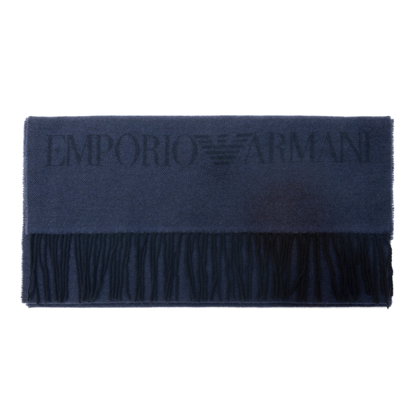 Scarf with fringes                                                                                                                                    Emporio Armani 625060 back
