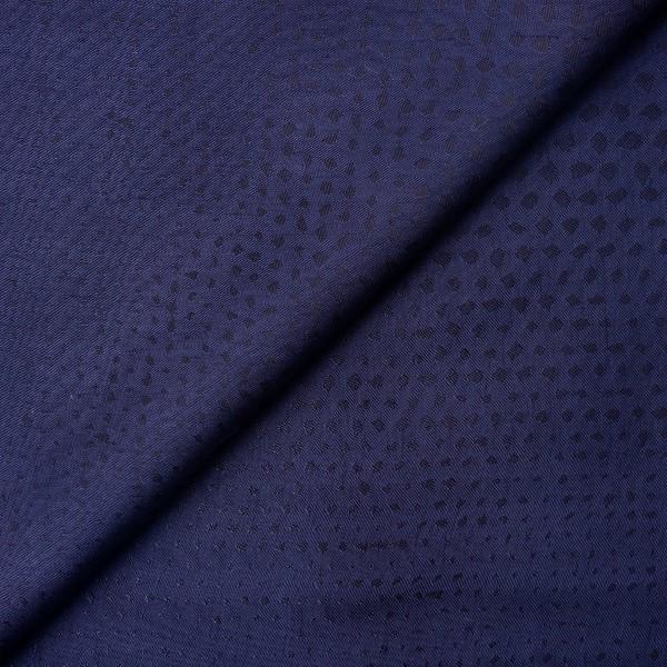 Foulard blu scuro a cerchi                                                                                                                             EMPORIO ARMANI                                     EMPORIO ARMANI