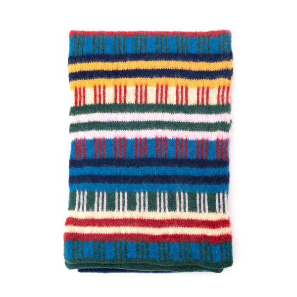 Sciarpa multicolore                                                                                                                                   Howlin NOWANDZENSCARF retro