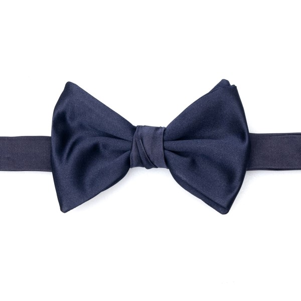 Navy blue bow tie                                                                                                                                     Emporio Armani 340031 back