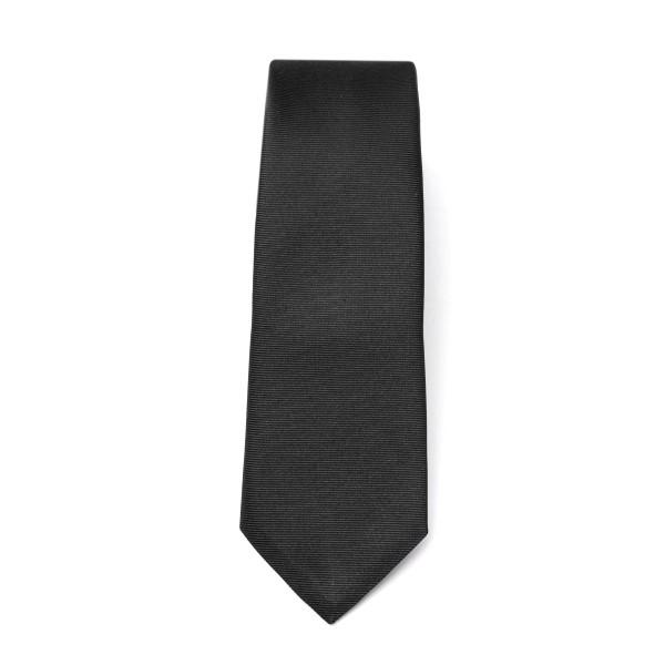 Classic black tie                                                                                                                                     Emporio Armani 340049 back