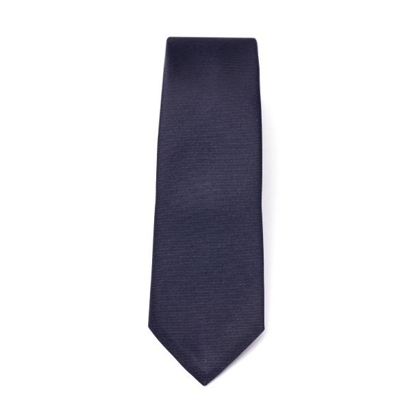Classic blue tie                                                                                                                                      Emporio Armani 340049 back